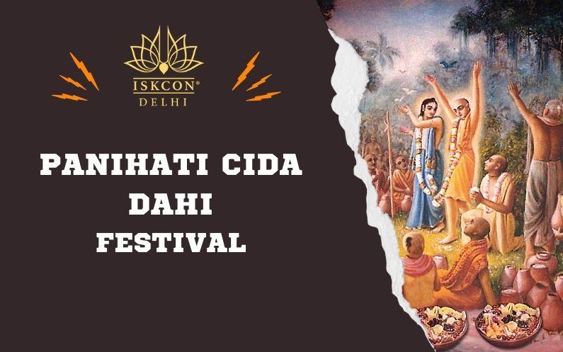 Story Behind Panihati Cida Dahi Festival
