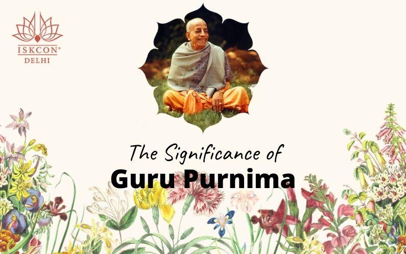 the significance of guru purnima