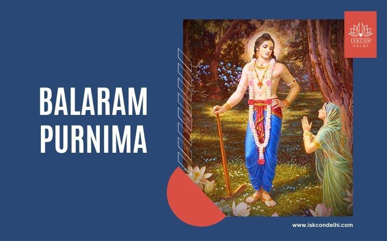 Balaram Purnima