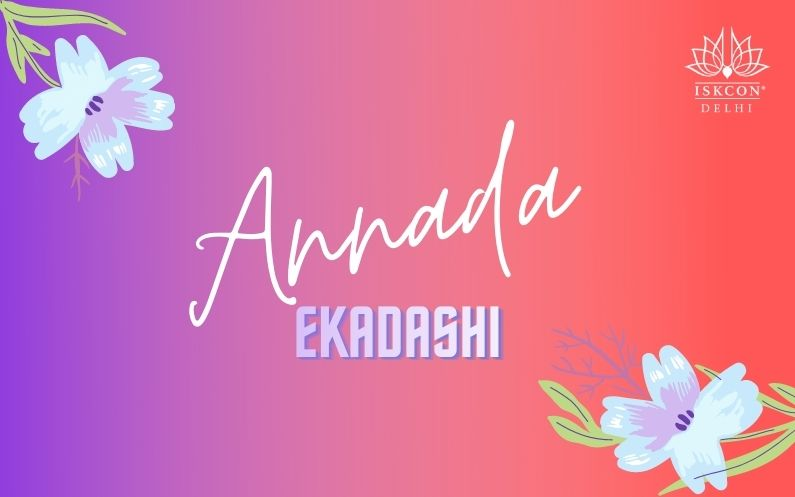 Annada Ekadashi – This fasting can immediately ruin all the sins