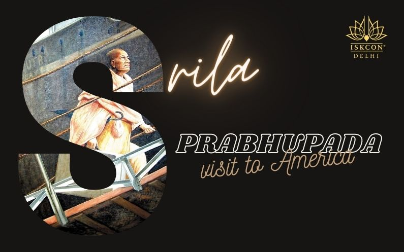How Hare Krishna Movement Spread to the World