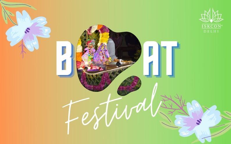 Anecdote of Boat Festival in ISKCON